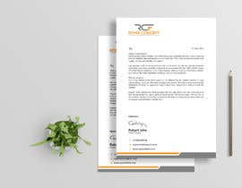 #55 for Create me a letterhead & compliment slip by shahinalam7067