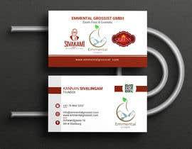 #136 para Create Visting Card por Mamonorrashid300