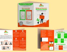 #68 cho Create an A4 Brochure from a website bởi gilangyogap