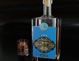 #22 for Liqueur Bottle Labels by LuisGuerra