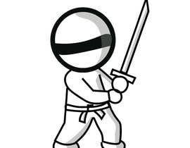 #26 for Create a Ninja Character by Rajarshiweb