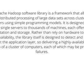 malimali110 tarafından Hadoop or spark Project için no 4
