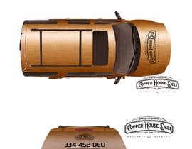 banduwardhana tarafından Concept Vehicle wrap (think food truck) için no 90