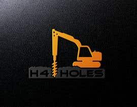 nº 216 pour H 4 Holes Logo Design par josnaa831