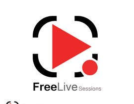 #174 for Logo for FreeLiveSessions.TV (live music outdoors) af exua
