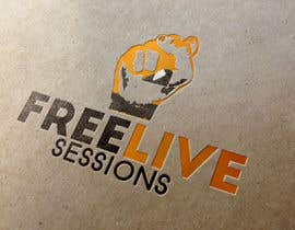 #145 untuk Logo for FreeLiveSessions.TV (live music outdoors) oleh ismaillikhon9486