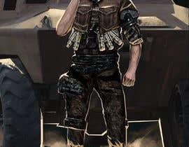 aglennn tarafından Design a game character avatar için no 21