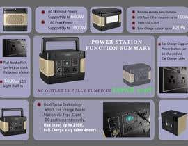 Hafiz1998 tarafından Make a Power Station function summary image like Apple Event için no 18