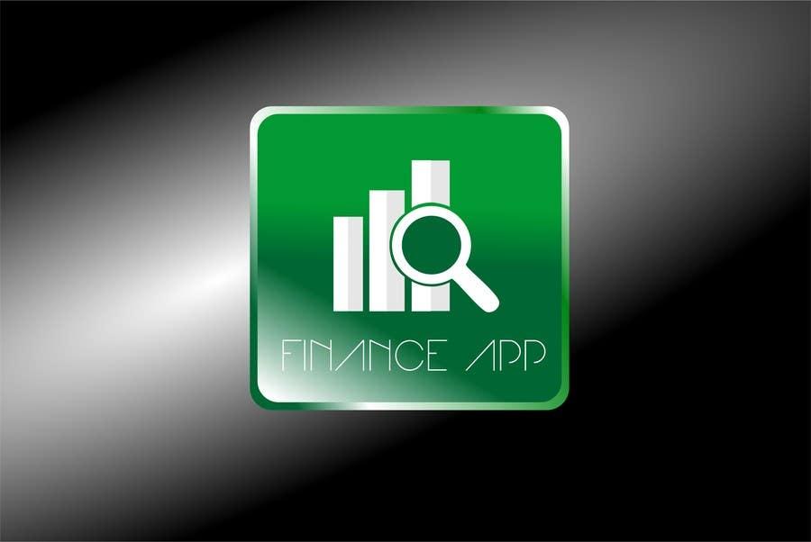 Penyertaan Peraduan #23 untuk Design a Logo for a finance app