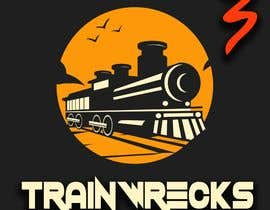 #152 for 3TrainWrecks Podcast Logo by ShimantoZi