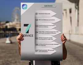 #76 для Build me a poster/ graphic design от Hridoykarmokar
