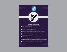 #52 для Build me a poster/ graphic design от emtiaznasim24