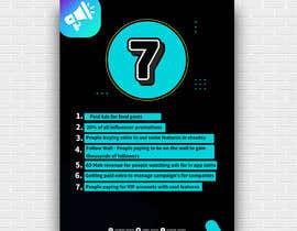#62 для Build me a poster/ graphic design от mstrejiab87