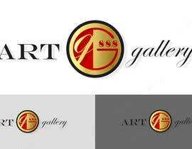 #43 for Design a Logo for Gallery 888 by sylvia17