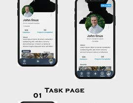 Nro 47 kilpailuun app design käyttäjältä numanakhter2008