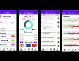 Nro 38 kilpailuun app design käyttäjältä Shashistars