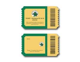 Nro 392 kilpailuun Business Card Design - Cricket Club käyttäjältä sn0567940
