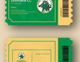 Nro 258 kilpailuun Business Card Design - Cricket Club käyttäjältä MehediHasan136