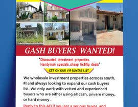 #153 for Make me a one page flyer by sagraphicsmedia