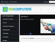 Proposition n° 12 du concours Graphic Design pour Design a Logo for Online Computers Shop