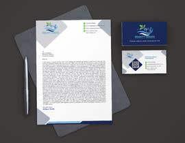 UniqueSaurov tarafından 1 business cards, 1 letter head için no 29