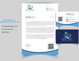 happysalehin tarafından 1 business cards, 1 letter head için no 28