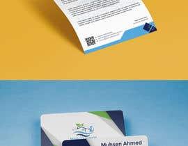 YaserBarakzy tarafından 1 business cards, 1 letter head için no 47