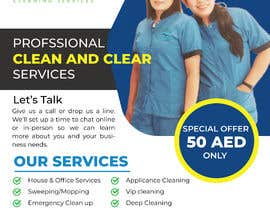 #42 cho flayer for cleaning services bởi alaminbappy01