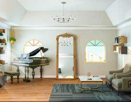 #13 untuk Design my room oleh omarmustafa99