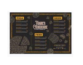 #79 cho Design a menu bởi AbodySamy