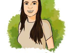 #20 untuk Family illustration/cartoon for shirt oleh Mazensalama0