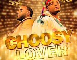 #57 cho Choosy Lover (Single Artwork Cover) bởi ShaGraphic