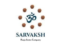 Nro 41 kilpailuun Brand Logo for Pooja Items company named SARVAKSH käyttäjältä Pradhyumn16