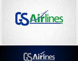 #31 for Logo Design for a Fictitious Airline by RedLab