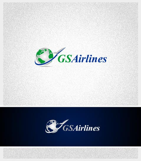 Konkurrenceindlæg #                                        32                                      for                                         Logo Design for a Fictitious Airline
