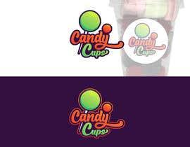 #218 para Design a brand for Candy Cups por lauragralugo12