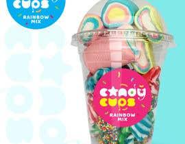#245 para Design a brand for Candy Cups por gustiadhami