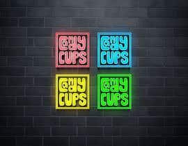 #181 para Design a brand for Candy Cups por SevenSouls
