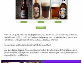 #47 for Website for a brewery by lupaya9