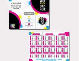 #56 for Custom Trifold Brochure 8.5x11 by rafiaislam2123