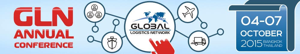 Konkurrenceindlæg #41 for Design a Banner for 2015 Conference for Global Logistics Network