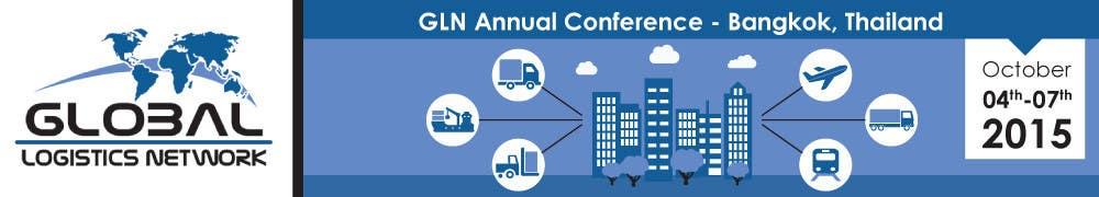 Konkurrenceindlæg #42 for Design a Banner for 2015 Conference for Global Logistics Network