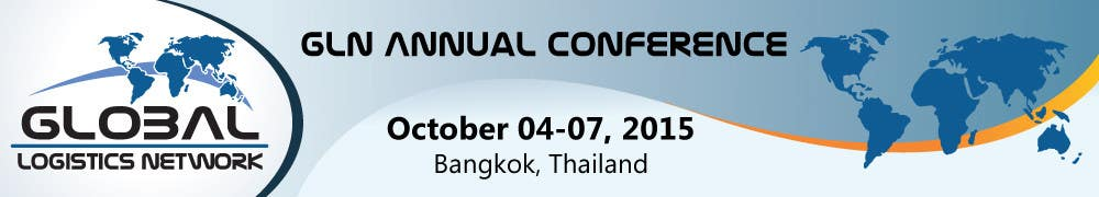 Bài tham dự cuộc thi #5 cho Design a Banner for 2015 Conference for Global Logistics Network