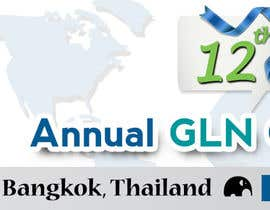 #33 untuk Design a Banner for 2015 Conference for Global Logistics Network oleh IllusionG