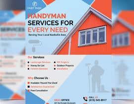 #63 for House paint flyer by liponrahman