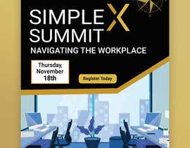 #66 untuk Flyer for a virtual summit oleh MdHumayun0747