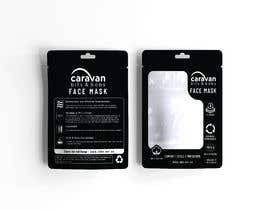 #15 for Covid mask packaging af sonudhariwal24