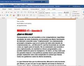#11 for English Curriculam needs to convert in Spanish (El Salvadorian Spanish) af mich1017e