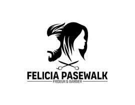 #85 para Logo Design for Hair Dresser for female & male por imrananis316