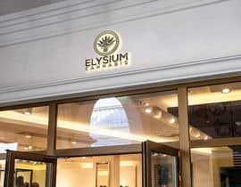 Nro 416 kilpailuun Elysium Cannabis Brand Logo käyttäjältä Nazrulstudio20